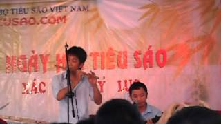 Hà Nội niềm tin yêu hy vọng Sáo + hát+ guitar( Mão Mèo+ Văn Anh)