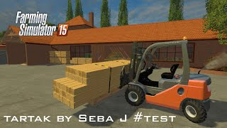 LS15 Tartak/SAWMILL v.1 BETA by Seba J # test
