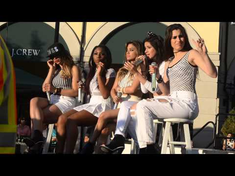 HD Fifth Harmony La La La/Latch (Sam Smith Cover) Tanger Outlets Deer Park NY