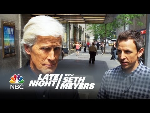 Forced Friendship: Keith Morrison - Late Night with Seth Meyers