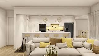 Interior Kitchen - Boca Raton, FL