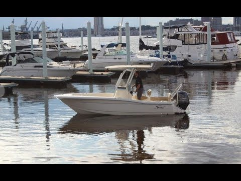 2018 Scout Boats 195 Sportfish Boat For Sale at MarineMax Baltimore
