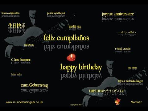 Mundo Music Sessions - Happy Birthday
