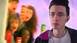 Хесус смотрит Рекламу 90-х || JesusAVGN