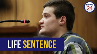 WATCH | Convicted child rapist Nicholas Ninow sentenced to life