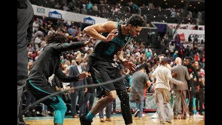 Jeremy Lamb Now Has Two Game-Winners Against The Toronto Raptors In 2018-2019 Season
