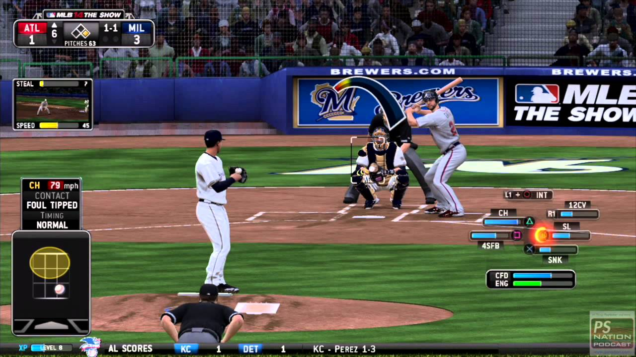 Mlb 14 The Show Ps3 Full Game Presentation Youtube