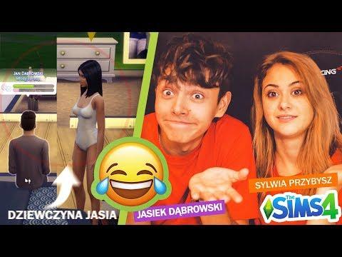 SYLWIA PRZYBYSZ ZNALAZŁA DZIEWCZYNĘ JAŚKOWI - The Sims 4 #3