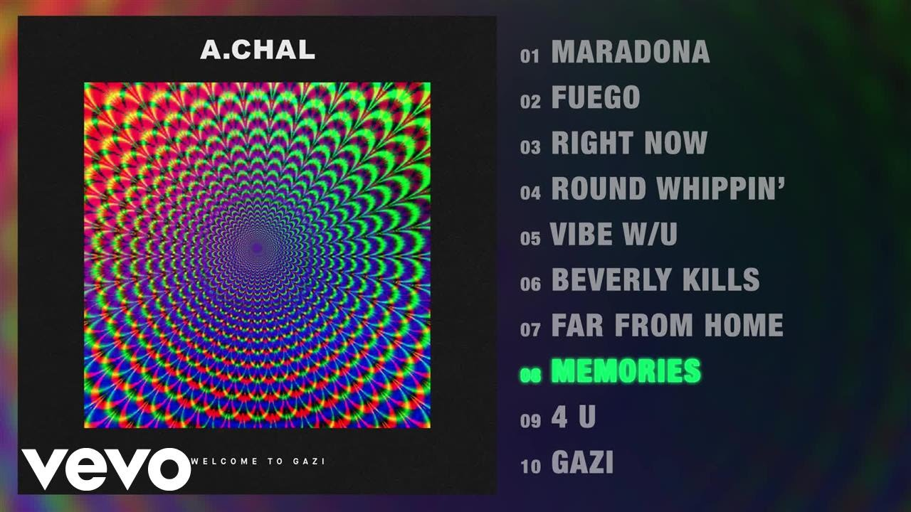 a-chal-memories-audio