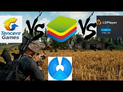 Phoenix OS VS Tencent Gaming VS LDPlayer VS BlueStacks