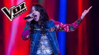 Caliope canta 'Quimbara' | Recta final | La Voz Teens Colombia 2016