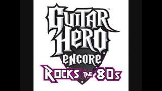 Guitar Hero Rocks the 80