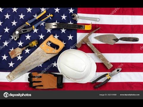 Жизнь в Америке. Работа в США.Первый рабочий день в Техасе.Траты в первый день.