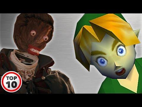 Top 10 Cursed Video Games