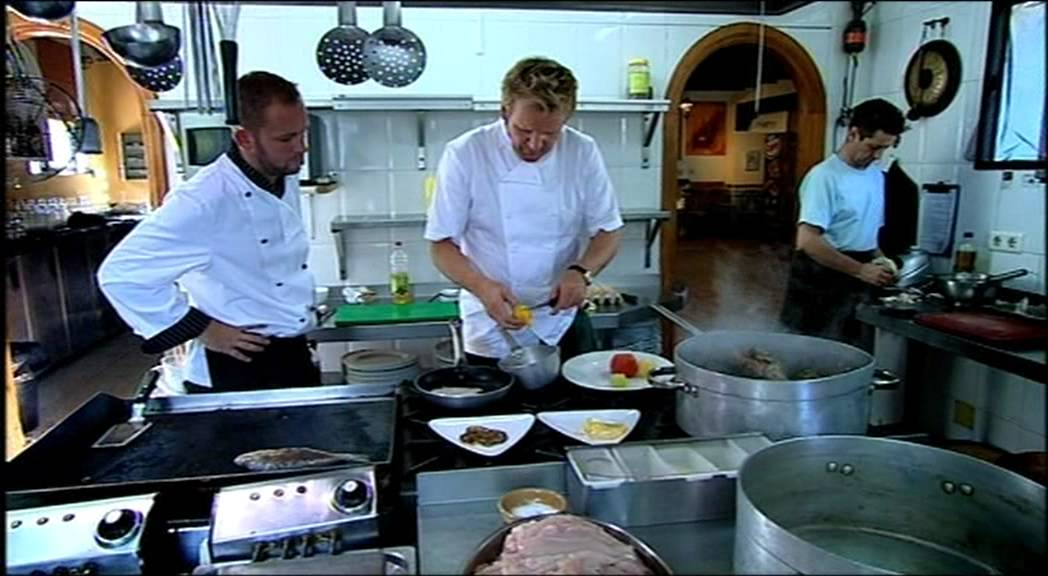 Kitchen Nightmares Gordon Ramsay Youtube
