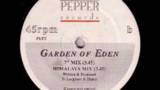 The Garden Of Eden - The Garden Of Eden (Himalayan Mix)