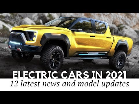 Top 12 ALL-New Electric Car Models You Can't Afford To Miss
