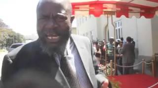 Chinotimba praises Mugabe