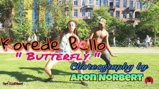 Korede Bello - Butterfly ( Dance Video )