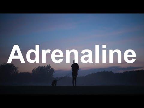 Lauv - Adrenaline (Lyrics / Lyric Video)