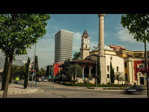 Tirana in Motion