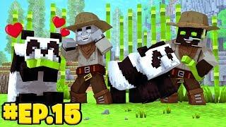 WIR FINDEN ECHTE PANDAS?! - Minecraft 1.14 #15 [Deutsch/HD]