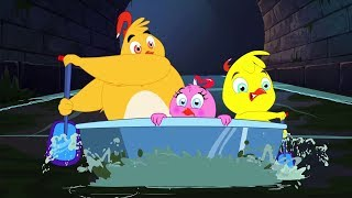 Eena Meena Deeka | Sewer Surfing | Funny Cartoon Compilation | Cartoons for Children