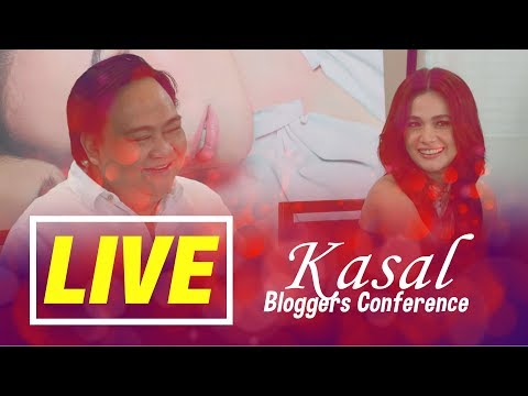 """Kasal"" Thanksgiving Bloggers Conference with Bea Alonzo and Direk Ruel S. Bayani"