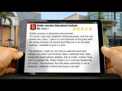 Kiddie Junction Educational Institute Des Plaines  Outstanding 5 Star Review by Cheryl J.
