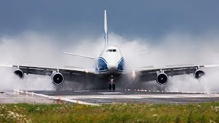 Top 10 Airlines - 70 AIRPLANES in 2 minutes - Mega AVIATION Mix 2016 - Cargospotter HD