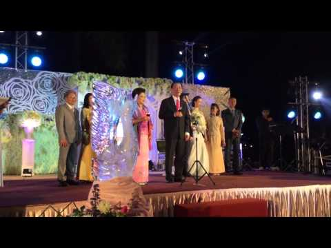 แต่งงานพลอย & กล้อง (ท่านผู้ว่าราชการฯกล่าวคำอวยพร)