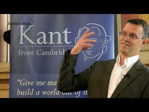 An interview with Eric Watkins at the Kant Congress 2015