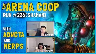 Hearthstone Arena Coop #226 (Shaman)