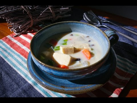 Cultlinary Episode 10 - Soy Milk Miso Soup (Valentine's day special)