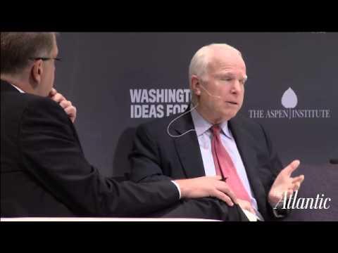 John McCain / Washington Ideas Forum