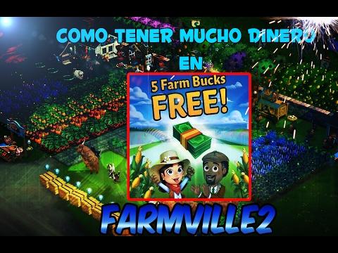 Como Tener Billetes En FarmVille2 (2017)