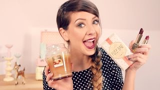 October Favourites | Zoella Thumbnail