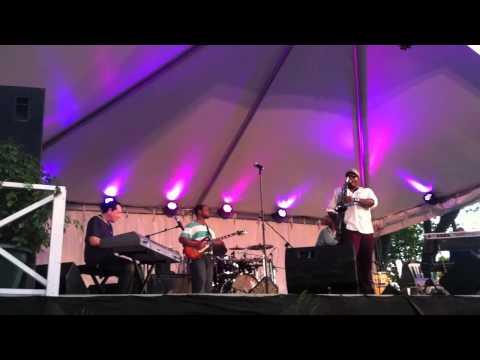 Elan Trotman Live in Barbados