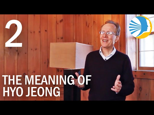 The Meaning of Hyo Jeong - Part 2: You Are Part of My Body