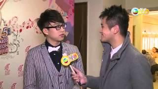 21/12/2015 Mag@ 娛樂GUIDE:勁歌金曲頒獎典禮圓滿結束 眾得獎歌手與粉絲分享喜悅