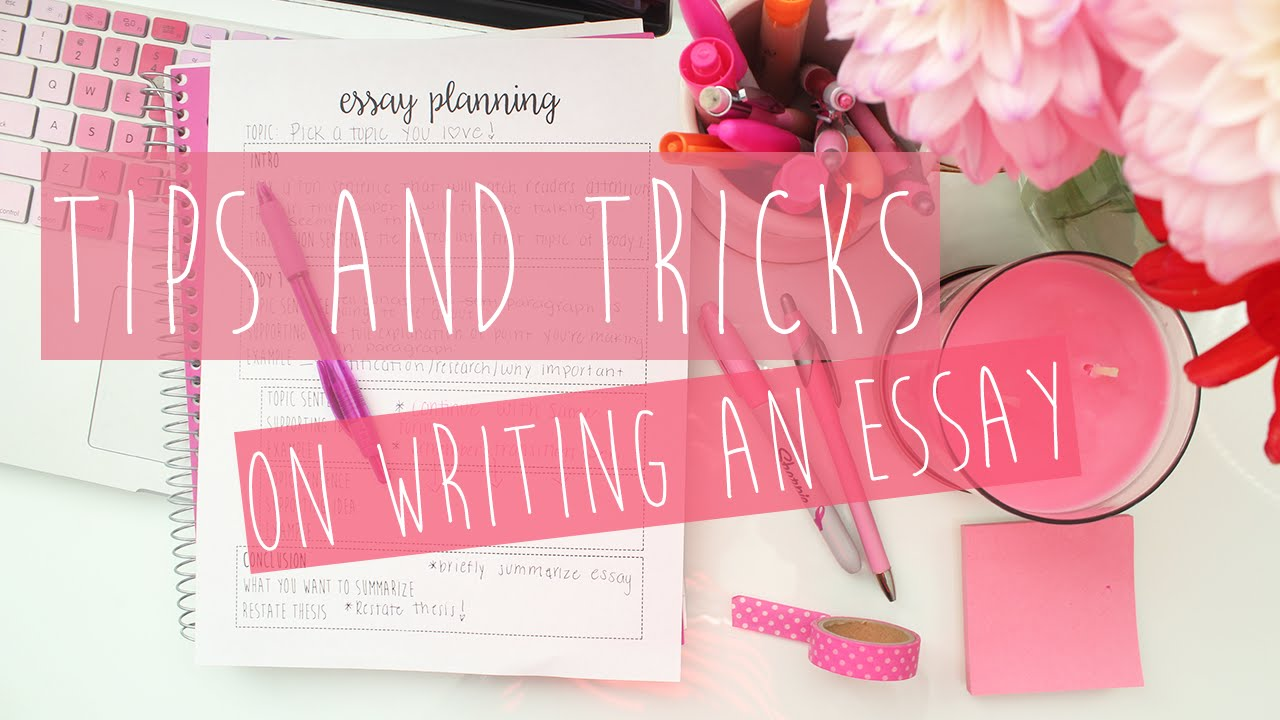essay planning tips tricks