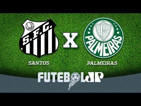Santos x Palmeiras - 19/07/18