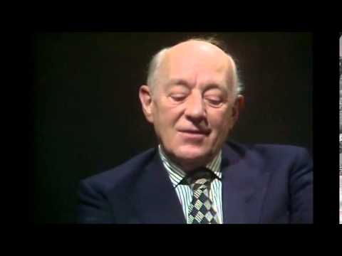 Rare Star Wars 1977 Alec Guinness  on Parkinson Talk