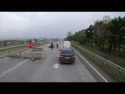 """$427 Scania S500 Грузия на осадном положении!!! """"Вымерший"""" город Марнеули)))"""