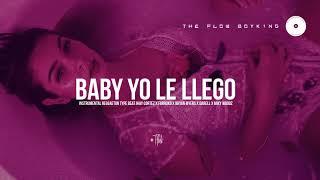 Yo le llego 🚨 Instrumental Reggaeton Type Beat Jhay Cortez x Farruko x Darell x Bryan Myers #TFBK
