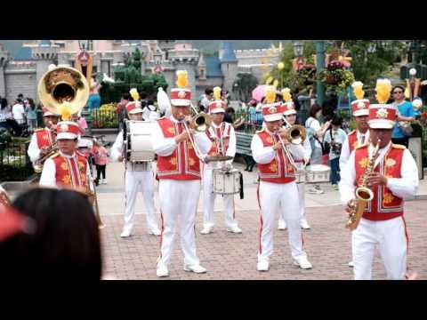 Hong Kong Disneyland Band