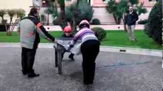 PIERO e MANUELA: esercitazione antincendio