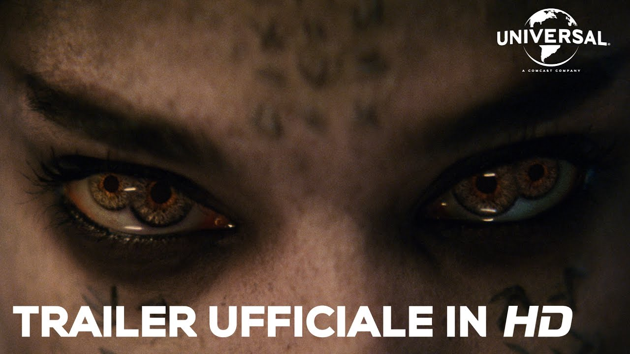 LA MUMMIA con Tom Cruise - Trailer italiano ufficiale