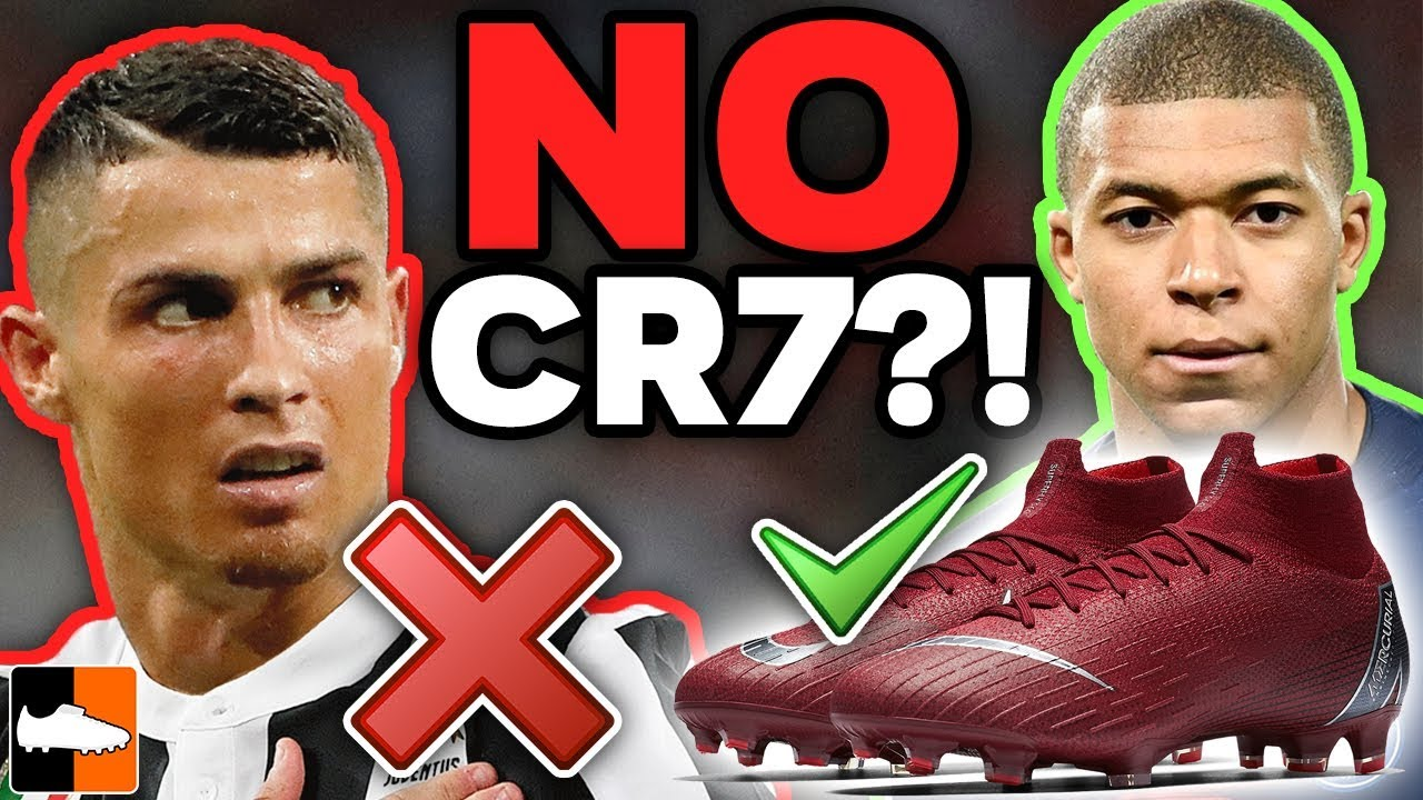 Nike Prefer Mbappe Over CR7?! 🔥 Rising Fire Young Bloods Boots!