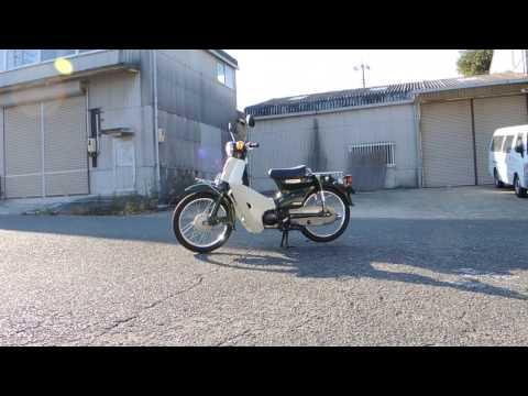 HONDA スーパーカブC50 FI